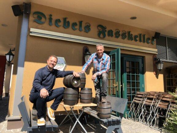 Diebels Fasskeller, Chemnitz (2)