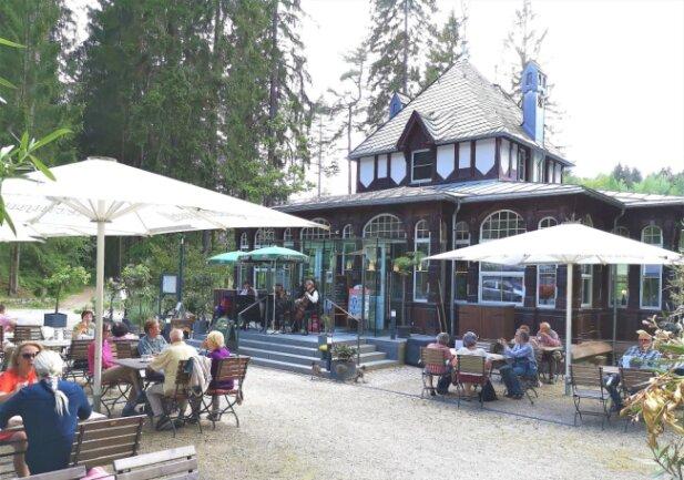 Waldquelle, Bad Elster (2)