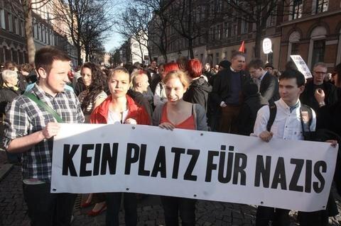 <p> Die Demonstration am Freitag hat nach Auffassung der Initiatoren Mut gemacht für künftige friedliche und kreative Protestaktionen.</p>