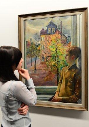 <p> Mit 116 Gemälden und grafischen Arbeiten aus allen Schaffensperioden Felixmüllers verfügt die Sammlung Gunzenhauser über einen soliden Grundstock für ein solches Vorhaben. Dieser wird erstmals gezeigt und im umfangreichen Katalog erschlossen.</p>