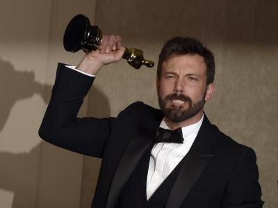 <p> Ben Affleck hat es geschafft: &quot;Argo&quot; gewann den Oscar als bester Film.</p>