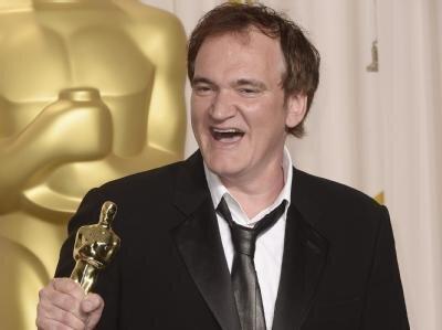 <p> Quentin Tarantino wurde für das beste Originaldrehbuch ausgezeichnet.</p>