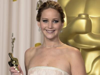 <p> Jennifer Lawrence ist beste Hauptdarstellerin.</p>