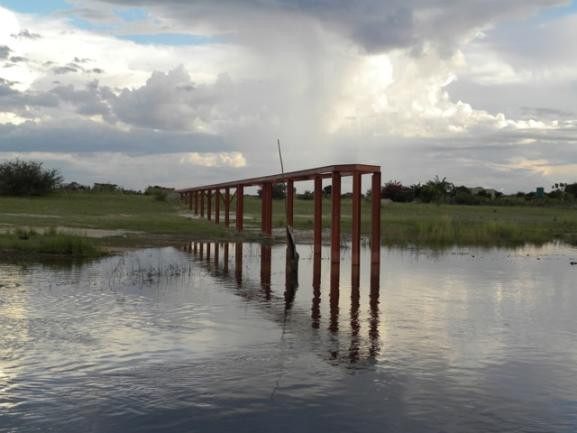<p> Die erste Stufe des Wasserprojektes ist abgeschlossen. Jetzt fehlt das Geld für die Wasserrohre.</p>