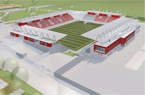 """<p> In Zwickau ist am Dienstag das Projekt """"Neubau Stadion in Zwickau"""" im Rahmen eines europaweiten Teilnahmewettbewerbs ausgeschrieben worden.</p>"""