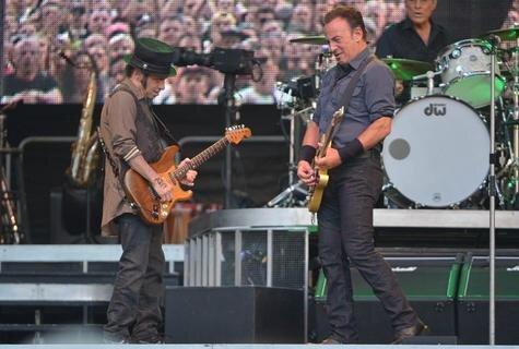 <p> Im Folgenden weitere Bilder des Konzert ...</p>