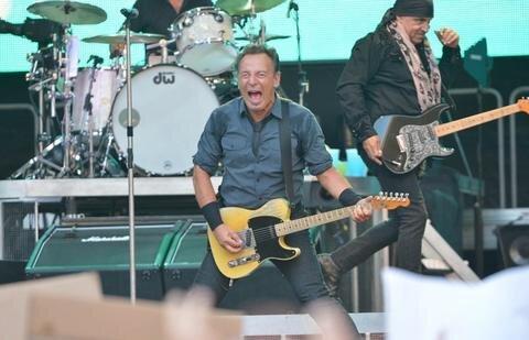 """<p> """"Der Boss"""" wird Rock-Institution Bruce Springsteen der Legende nach genannt, weil er seine Kumpels beim Monopoly-Spielen entsprechend dreist dominierte.</p>"""