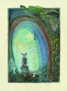 <p> 1982 erschien das Kinderbuch &quot;Der Windhahn&quot; mit den Illustrationen von Regine Heinecke.</p>