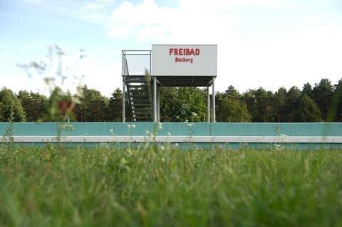 <p> Das Freibad musste zwar vor Jahren geschlossen werden, hat aber dennoch eine Funktion.</p>