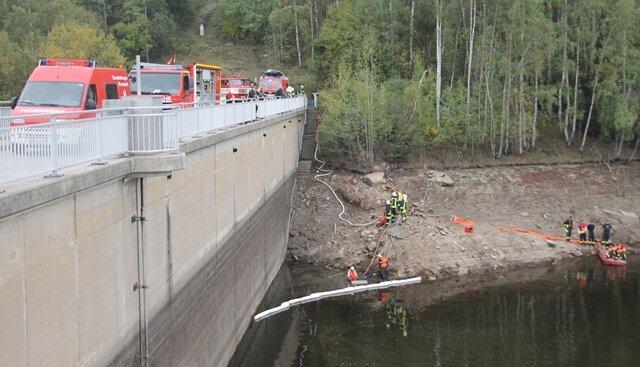 <p> Das Trinkwasser werde aus einer Tiefe von etwa 30 Metern befördert.</p>