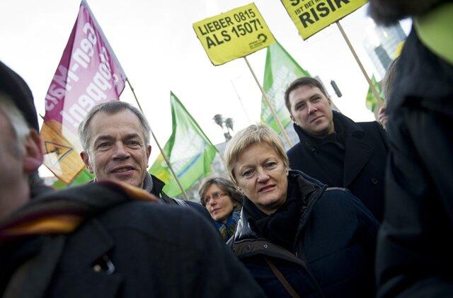 """<p> Auch <span class=""""Text"""">Johannes Remmel, Landwirtschaftsminister von Nordrhein-Westfalen, und Renate Künast, Vorsitzende des Bundestagsausschusses für Recht und Verbraucherschutz, von den Grünen waren unter den Teilnehmern. </span></p>"""