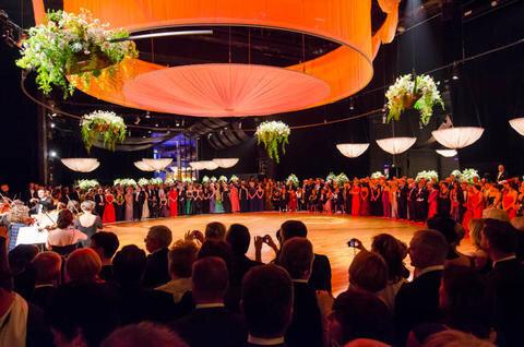<p> Chemnitzer Opernball 2014</p>