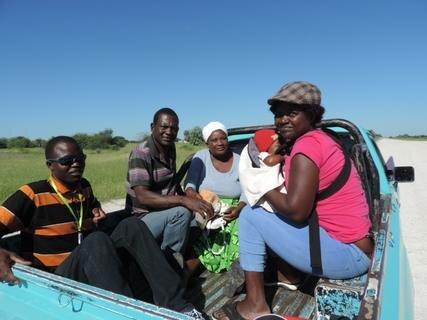 <p> Taxi nach Rundu</p>