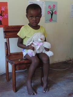 <p> Plüschtiere aus Deutschland für die Kinder in Afrika</p>
