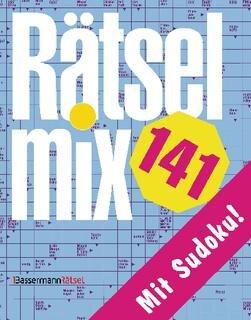 <p><strong>Rätselmix</strong><br /> unteschiedliche Rätselarten für jeden Geschmack. Paperback, Broschur, 144 Seiten, Größe ca. 20,5 x 26 cm</p>
