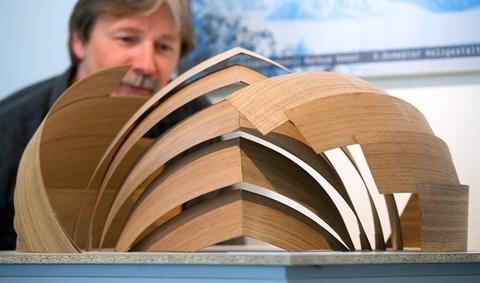 bildergalerien - schneeberger studenten zeigen ideen aus holz ... - Ideen Aus Holz