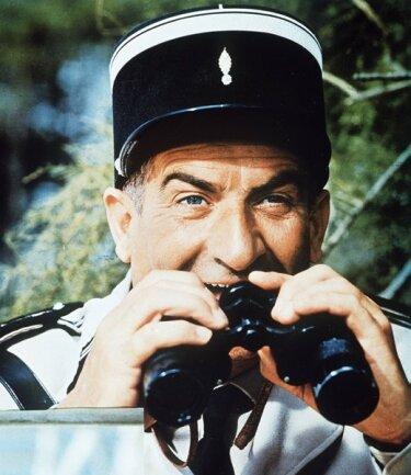 <p> Der Gendarm von St. Tropez, 1964.</p>