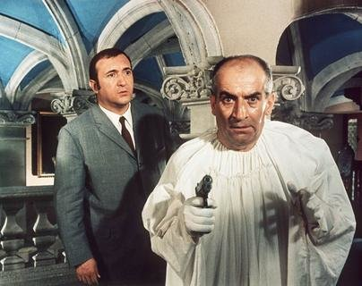 <p> Fantomas bedroht die Welt, 1967.</p>