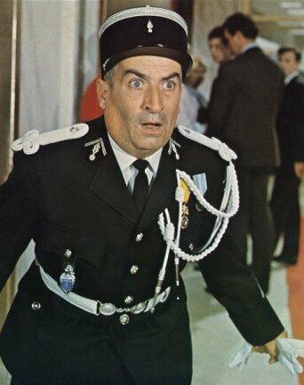 <p> Der Gendarm von New York, 1965.</p>