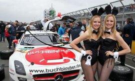 <p> Trotz Regenwetters hat sich der Sachsenring am Wochenende als Besuchermagnet erwiesen.</p>