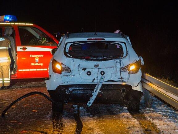 <p> Nur wenige Kilometer entfernt hatte es kurz zuvor zwei andere Unfälle gegeben, bei denen aber niemand verletzt wurde.</p>