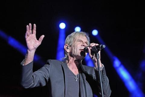 <p> Dabei stellte der 57-Jährige unter anderem Lieder aus seinem aktuellen Album vor.</p>