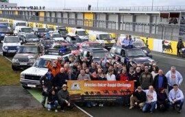 <p> Die Fahrer folgten der Einladung des Verkehrssicherheitszentrums, des ADAC Sachsen sowie des Renn- und Sportfördervereins Chemnitz.</p>