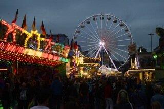 <p> Das Fest in Chemnitz dauert noch bis Sonntag.</p>