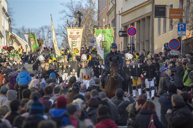 <p> Nach Angaben der Stadtverwaltung war der Besucherandrang in diesem Jahr besonders groß.</p>