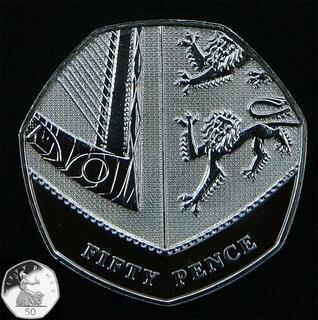 Die Neuen Englischen Münzen Freie Presse