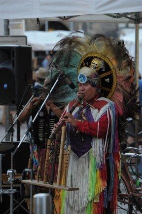 <p>Das Stadtfest bietet bis Sonntag einen bunten Mix aus Unterhaltung und Kultur.</p>
