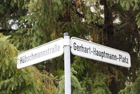 <p>Der Fundort befand sich an der Hübschmannstraße.</p>
