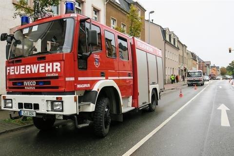 """<p xmlns:php=""""http://php.net/xsl"""">Wie die Polizei mitteilte, war der Lkw-Fahrer mit seinem Fahrzeug von der Kirchberger Straße auf die B 93 abgebogen als er die Fußgängerin erfasste, die gerade die bei Grün die Fahrbahn querte.</p>"""