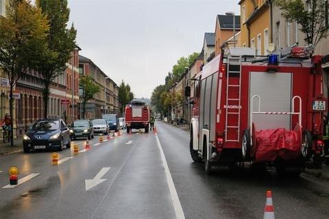 """<p xmlns:php=""""http://php.net/xsl"""">Die Feuerwehr sicherte die Unfallstelle und unterstützte den Rettungsdienst bei der Arbeit ...</p>"""
