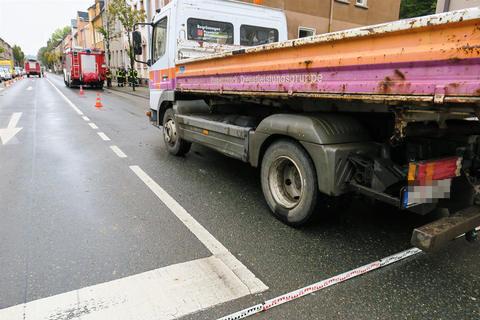 <p>... der mit Rettungswagen und Rettungshubschrauber im Einsatz war.</p>