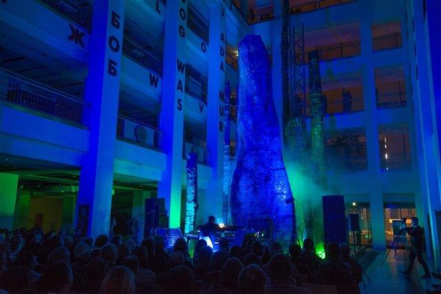 <p>Das Konzert ist eine Gemeinschaftsproduktion des Museums für Naturkunde Chemnitz und der Galerie Angewandte Kunst Schneeberg.</p>