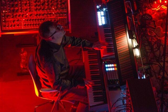 <p>Musik und Licht sind dank der Schneeberger Ideen eine künstlerische Symbiose eingegangen.</p>