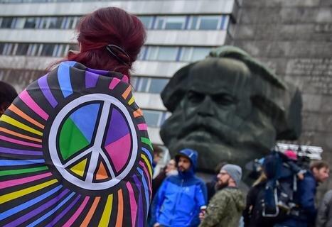 <p>Frieden - die Botschaft des 5. März.</p>