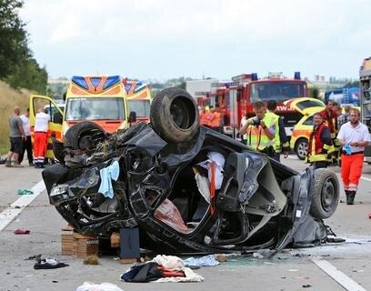Unfall Gestern A4