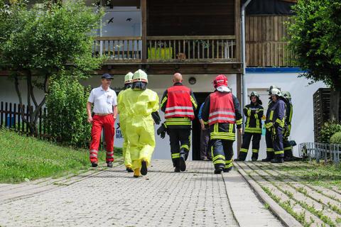 <p>Verletzte gab es nicht. Eine Gefahr für Gäste oder Anwohner bestand laut Feuerwehr nicht.</p>