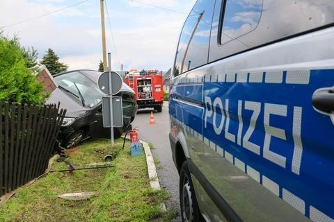 <p>Der Verkehrsunfalldienst ermittelt zur Unfallursache.</p>