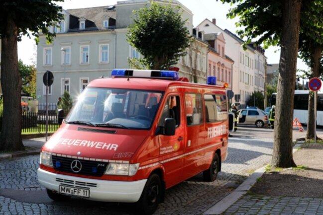 <p>Ein im Skoda mitfahrendes und wenige Monate altes Baby blieb unverletzt.</p>