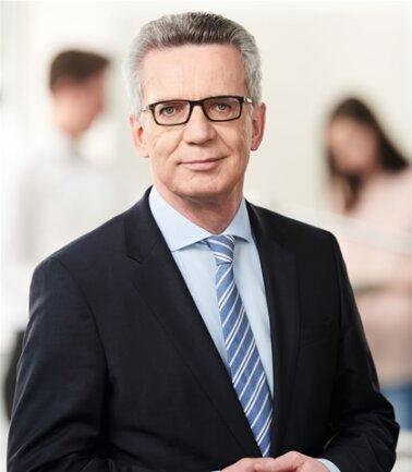 <p>Thomas de Maizière. (CDU)</p>