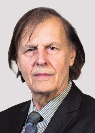 <p>Detlev Spangenberg. (AfD)</p>