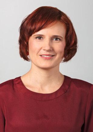 <p>Katja Kipping. (Linke)</p>
