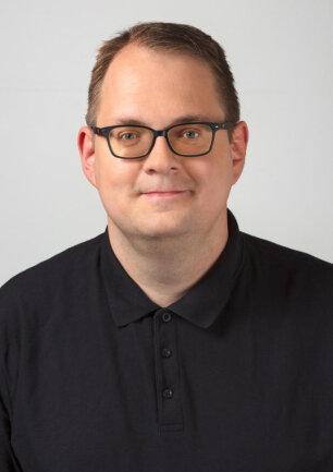 <p>Sören Pellmann. (Linke)</p>
