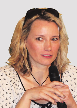 <p>Verena Hartmann. (AfD)</p>