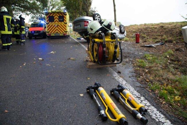 <p>Wie es zu dem Unfall kommen konnte, wird ermittelt.</p>