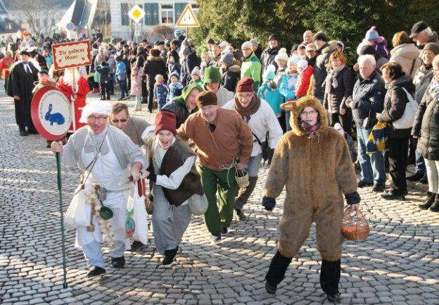 <p>Die Veranstaltung ist in Sachsen die größte ihrer Art.</p>