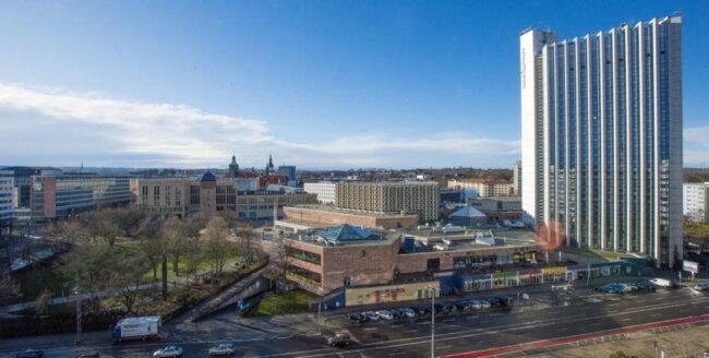 <p>Unklar ist bislang, wie viele Etagen des Hochhauses künftig von Dorint als Hotel genutzt werden.</p>